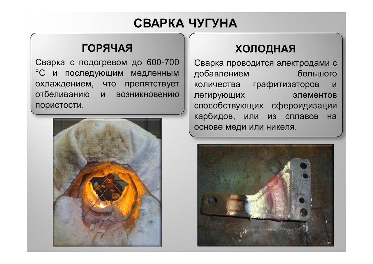 Сварка чугуна инвертором: основные методы 72